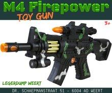 M4 TOY GUN