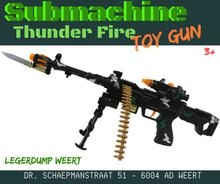 Submachine Thunder Fire